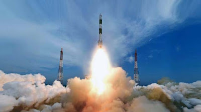 ISRO creates world record by Launching 104 Satellites