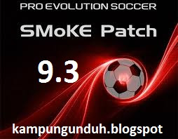 PES 2017 SMoKE Patch 9.3