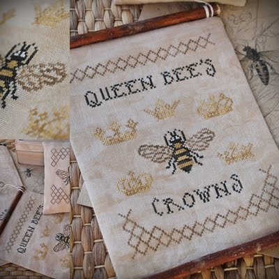 Queen Bee's Crowns