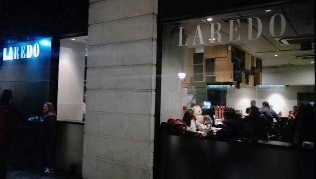 Fachada de Taberna Laredo - Tusolovive Madrid