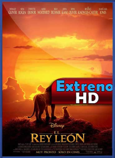 The Lion King (El Rey León) (2019) | DVDRip Latino HD GoogleDrive 1 Link