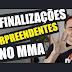 Jiu Jitsu - 5 MAIORES Finalizações no MMA