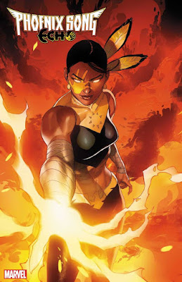 Marvel anuncia 'Phoenix Song: Echo'  para octubre de 2021.