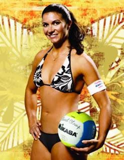Matt Treanors Wife Misty May Treanor Won The Olympic Gold Thrice