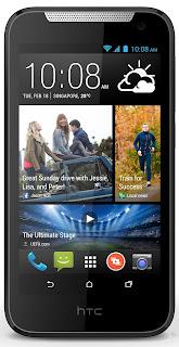 Cara Reset HTC Desire 310 Lupa pola & Password