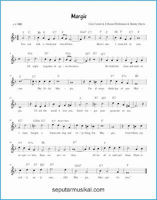 margie lagu jazz standar