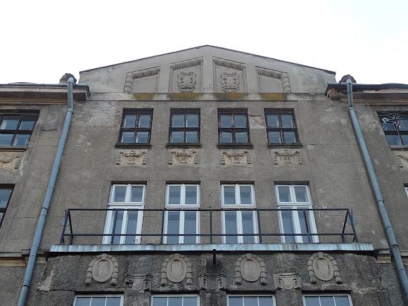 Самбір. Будівля готелю