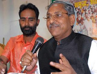 bihar-minister-expending-bihar-mony-in-mcd-election-nand-kishore-yadav