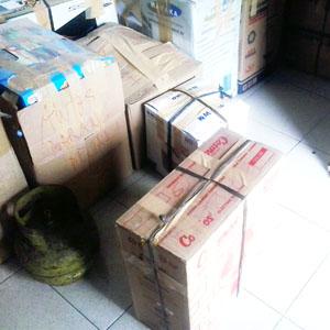 jasa pengiriman barang pindah.