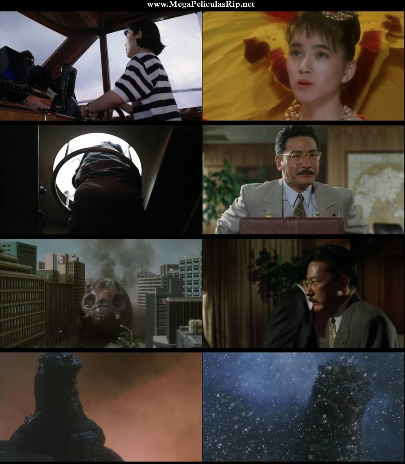 Godzilla VS Mothra 1080p Latino