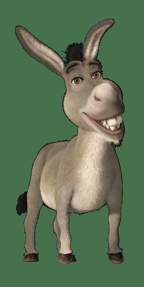 Shrek Esel
