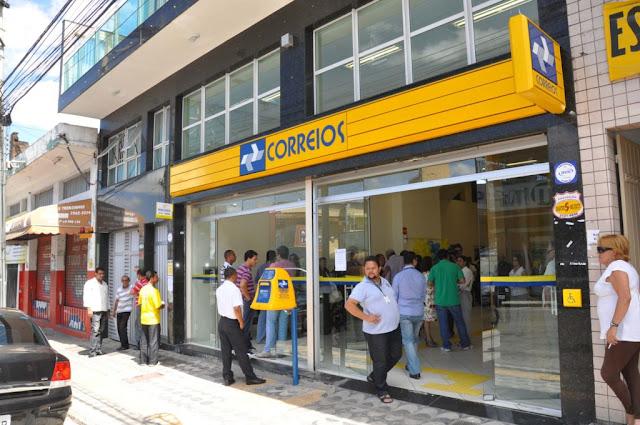 Funcionários dos Correios podem decretar greve nesta terça-feira (07)