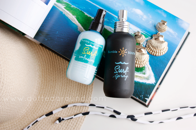 bumble surf spray infusion review