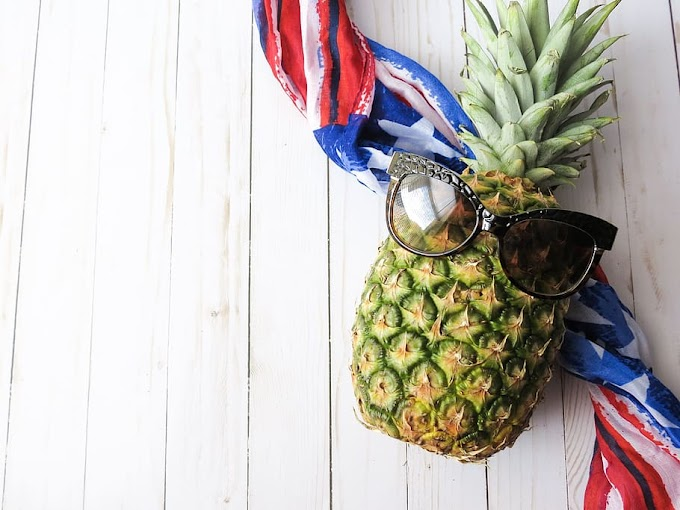 nutrition & health benefits of pineapple