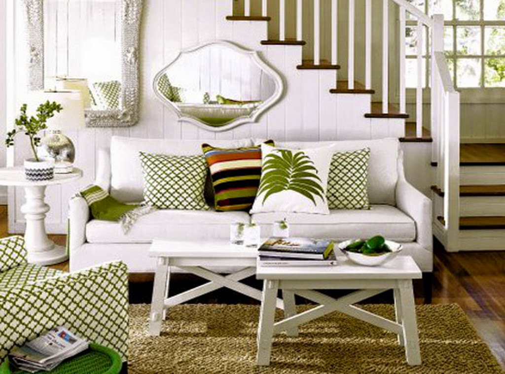Furnishing A Small Living Room: Www.freshomedecor.blogspot.com: How To Decorate Your