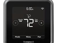 Honeywell RCHT8610WF Lyric T5 Wi-Fi Setup