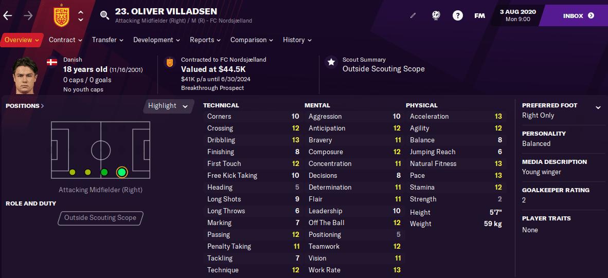 Oliver Rose-Villadsen