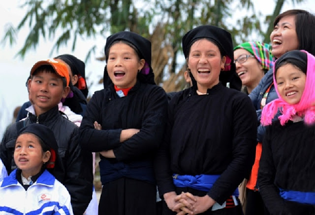 Traditional Khu Cu Te festival of La Chi ethnic group, Ha Giang 8