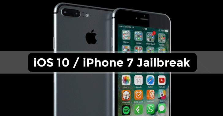 iPhone 7 Jailbreak Has Already Been Achieved In Just 24 Hours!