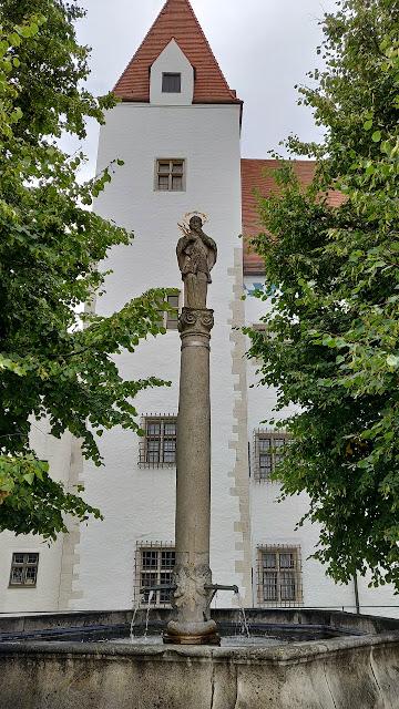 Ingolstadt Altstadt Neuen Schloss