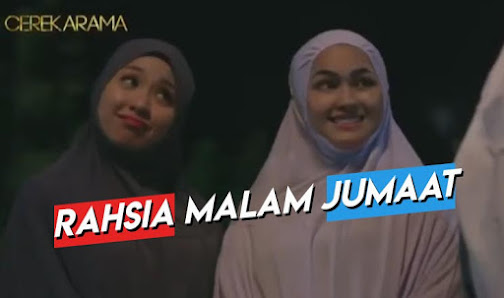 Cerekarama Rahsia Malam Jumaat (TV3)