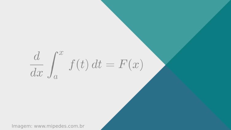Teorema Fundamental do Cálculo [parte 2]