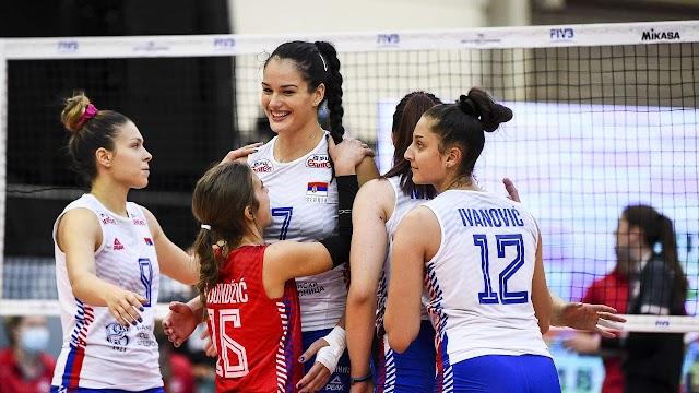 Mỹ và Serbia có chiến thắng thứ 3