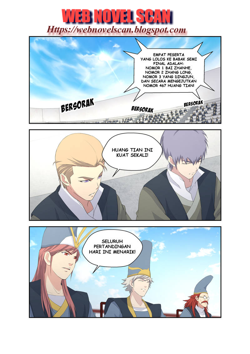 Heaven Defying Sword Bahasa Indonesia Chapter 51