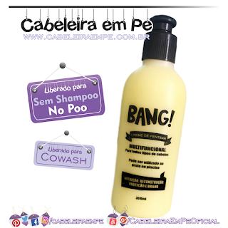 Creme Multifuncional Bang! - Tutanat (No Poo)