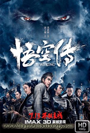 Wu Kong [1080p] [Latino-Chino] [MEGA]