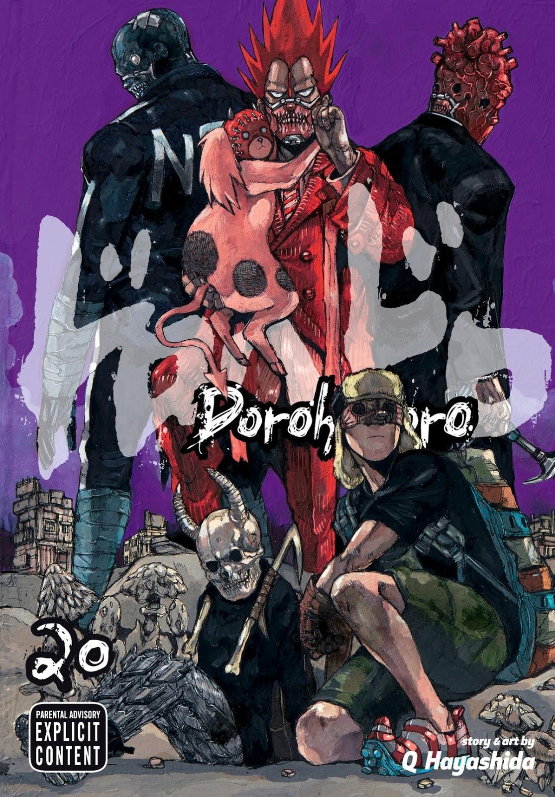 xem anime Diệt trừ ma pháp sư -Dorohedoro