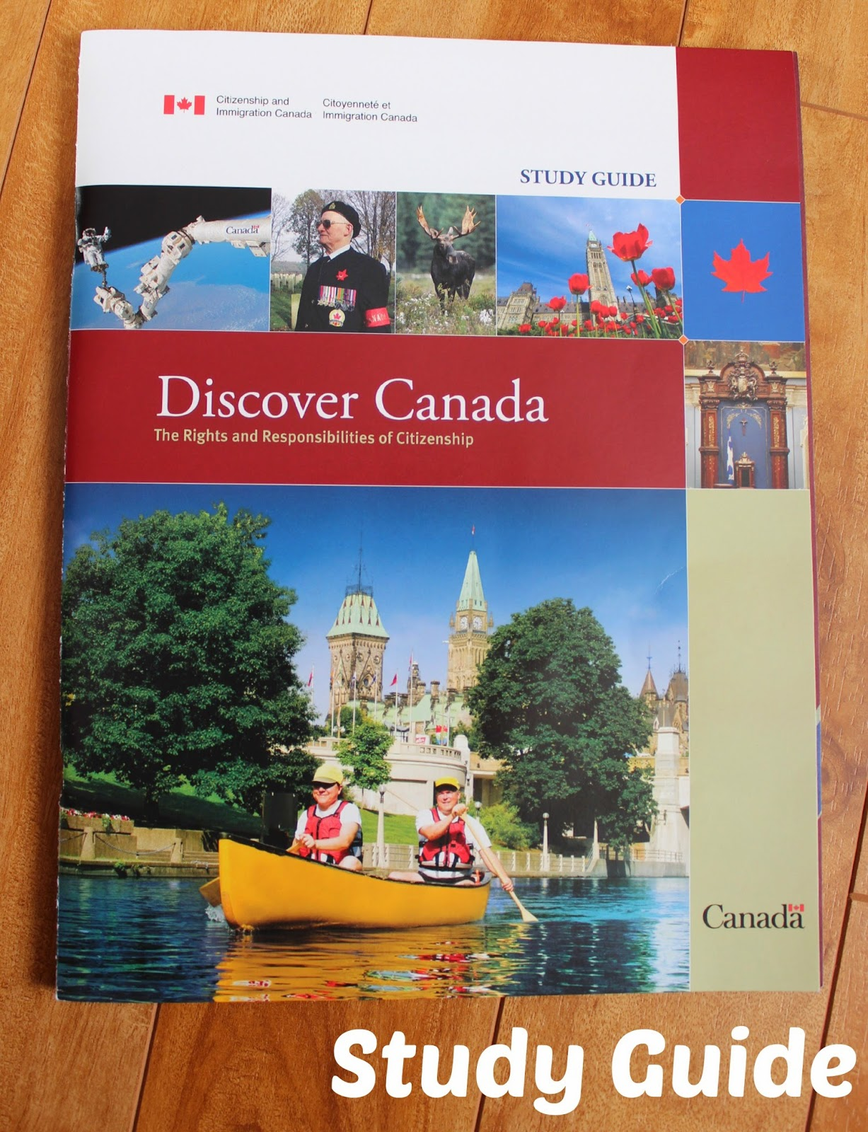 Canadian Citizenship Challenge A Great Activity For