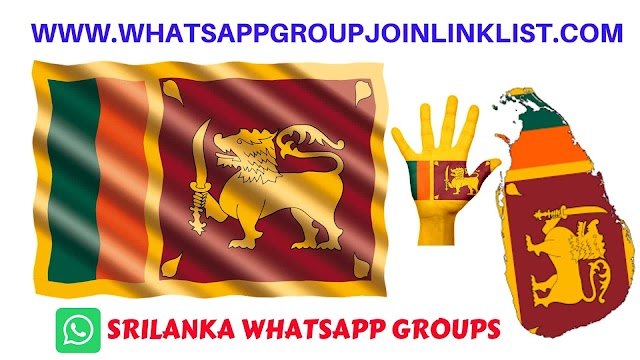 Srilanka WhatsApp Group Join Link List
