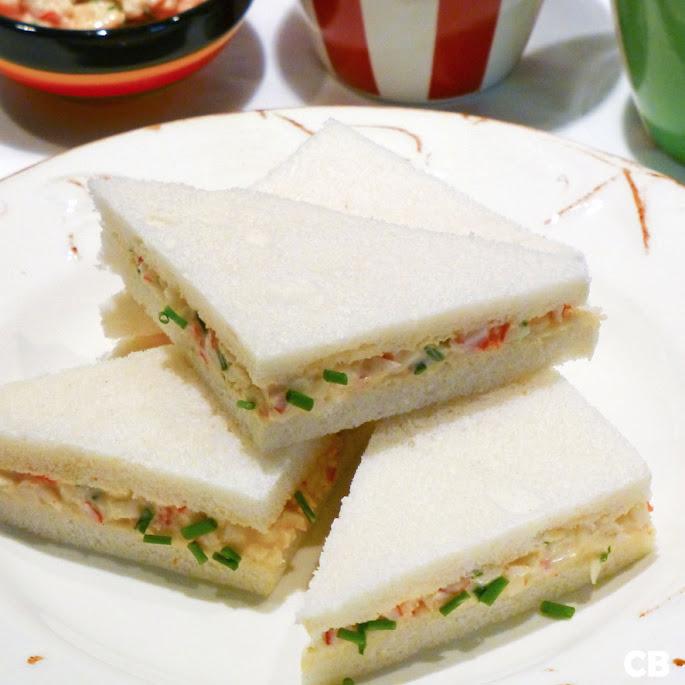 Recept: zo maak je zelf feestelijke krabsandwiches voor je high tea!