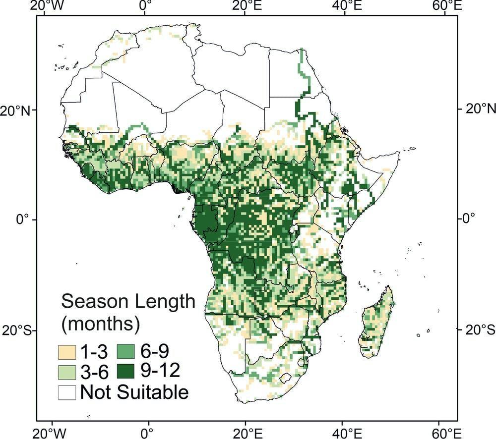 بالخرائط.. تعرف على المناطق المعرضة لخطر الملاريا بسبب الاحترار العالمي