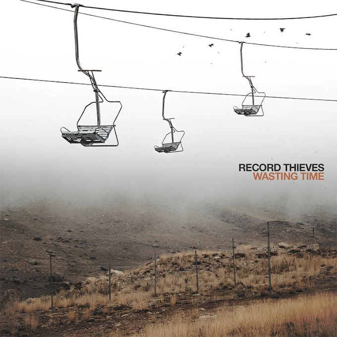"""Record Thieves stream new album """"Wasting Time"""""""
