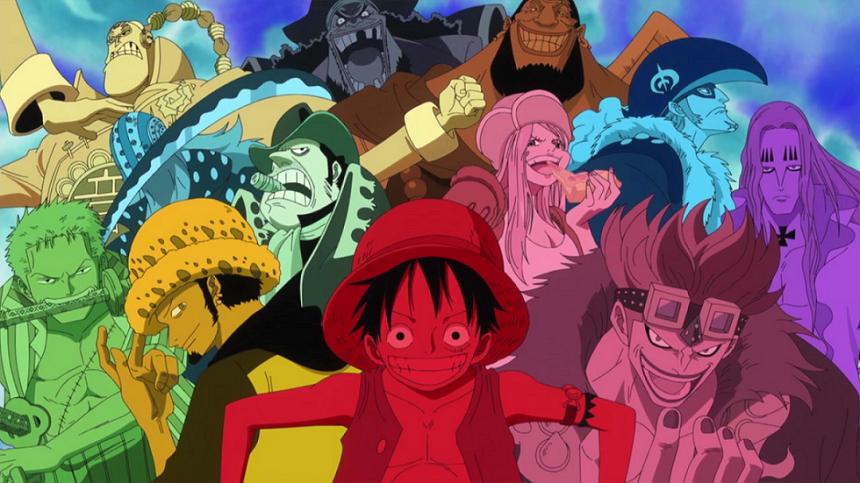 Generasi Terburuk/Supernova/Worst Generation One Piece
