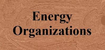 International Energy organizations