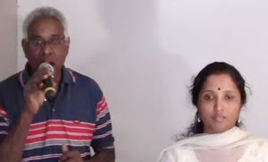 Ponnezhil Poothathu song by Victor and Usha