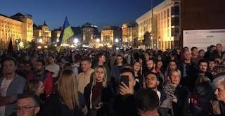 Формула Штайнмайера: Зеленський вперше відреагував на протести