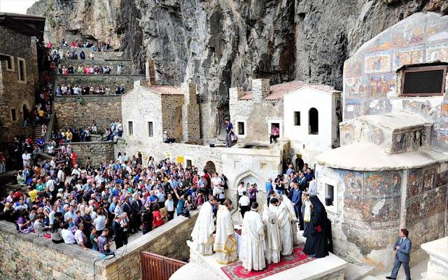 Παναγία Σουμελά: Η πρώτη εκδρομή Ελλήνων και το ψυχρό κλίμα