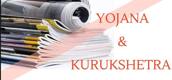 Yojna and Kurukshtra journals