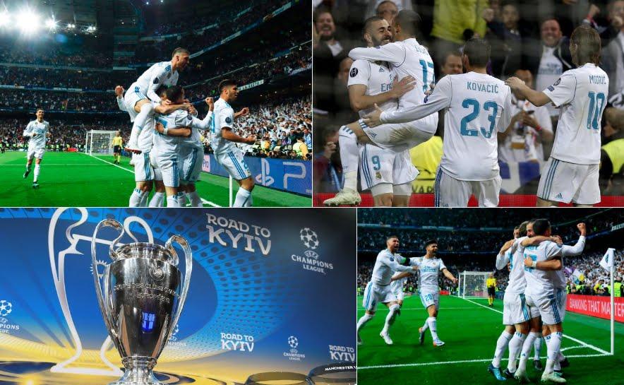 Real Madrid Bayern Monaco 2-2: Blancos in finale contro la vincente di Roma-Liverpool