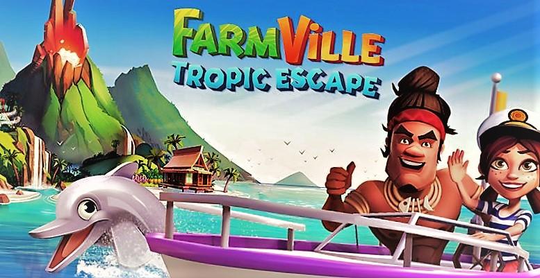 FarmVille 2 Tropic Escape MOD APK