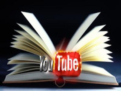youtube,libros,leer,educación,jovenes