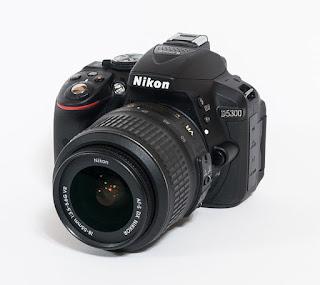 Nikon D5300 camera review