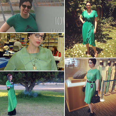 Gail Carriger's Defy or Defend Launch Outfits