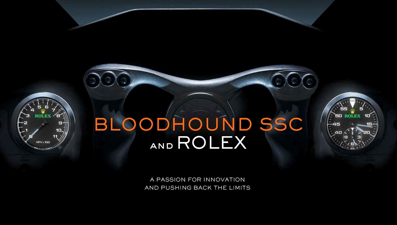 Rolex+for+BLOODHOUND+SSC,+the+supersonic