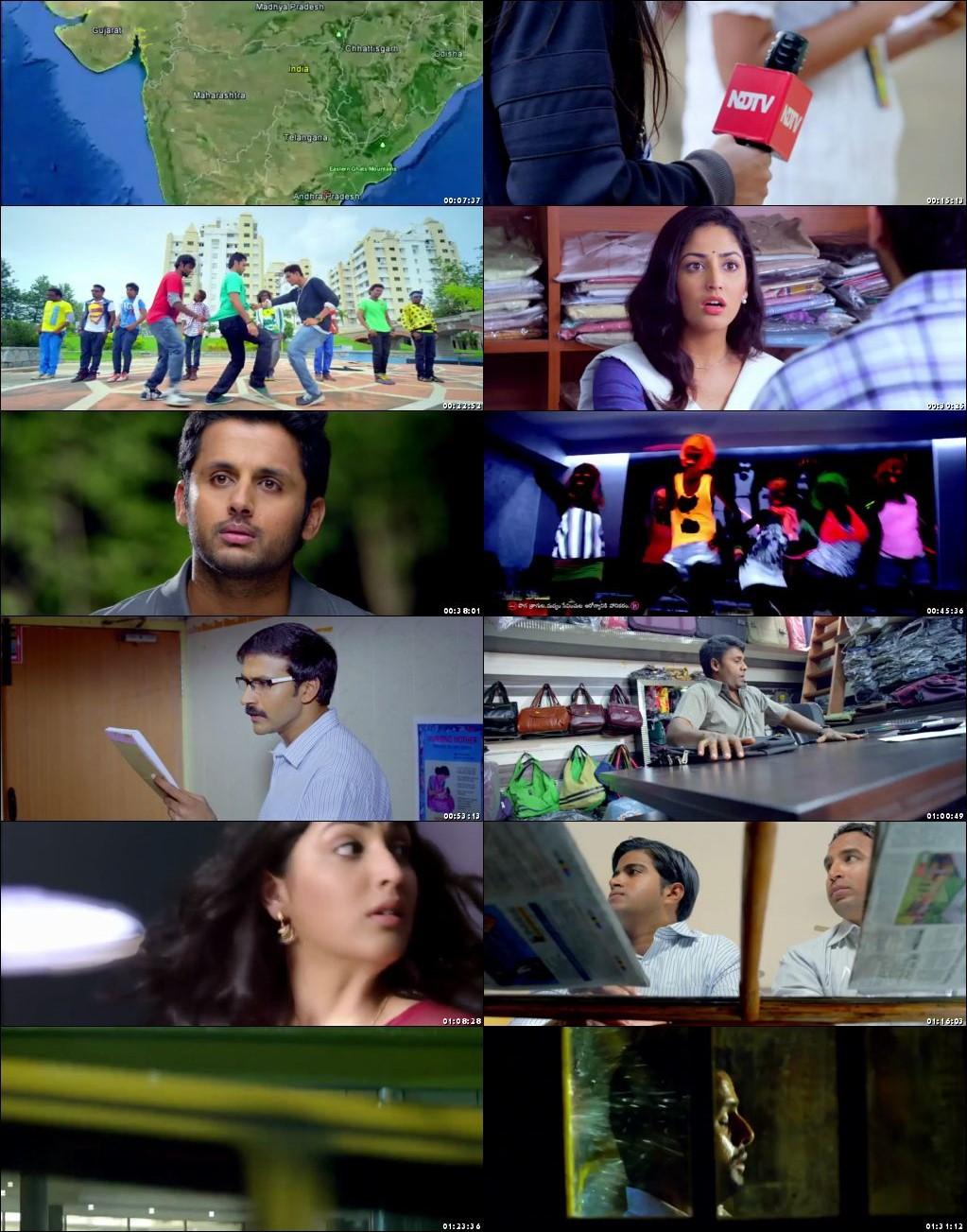 Courier Boy Kalyan 2015 Full Hindi Dubbed movie Download