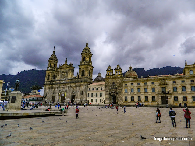Catedral de Bogotá, Colômbia